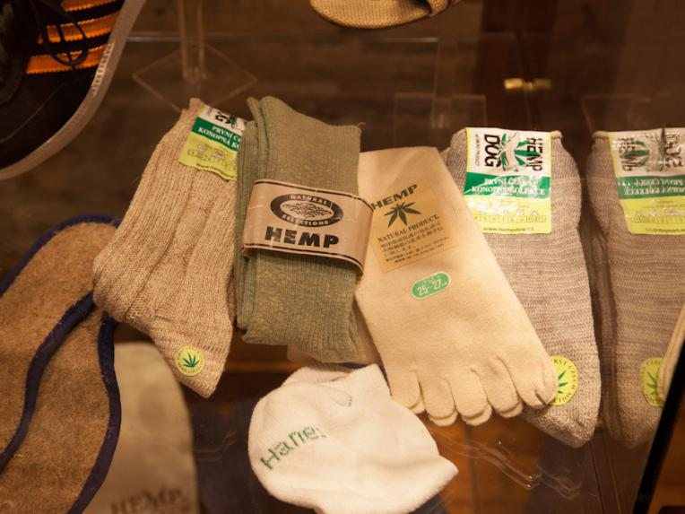 hempmade socks industrial hemp