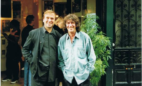 Ben Dronkers and Howard Marks