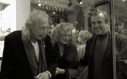 Simon Vinkenoog, Edith Ringnalda and Ben Dronkers