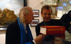 Simon Vinkenoog and Ben Dronkers