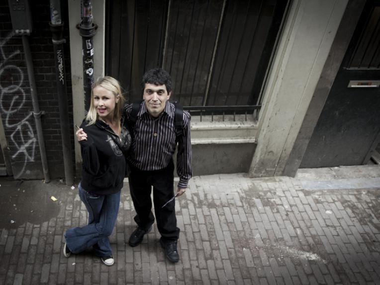 Sarah Jane and Todd McCormick