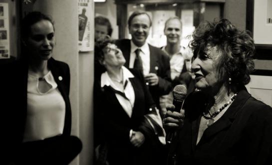 Opening Hash Marihuana & Hemp Museum by Hedy DAncona