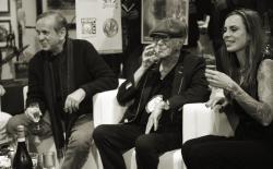 Ben Dronkers, Howard Marks en Shiva Spaarenberg