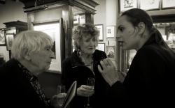 Aat Veldhoen, Hedy dAncona and Shiva Spaarenberg