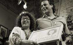 Fernanda de la Figuera and José Carlos Bouso