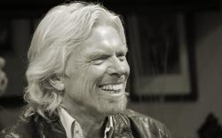 Sir Richard Branson bij de Cannabis Culture Awards