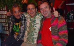 Jack Herer, Eagle Bill Amato en Ben Dronkers