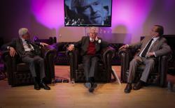 Dries van Agt, Frits Bolkestein en Ben Dronkers