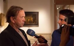 Ben Dronkers in an interview with TVE